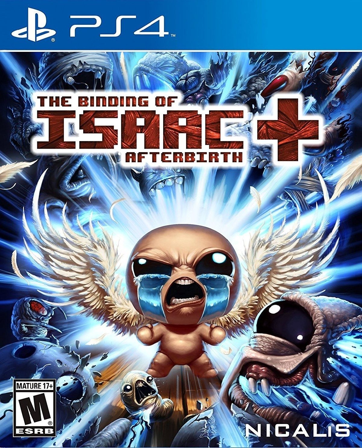 Binding of Isaac Afterbirth+ (PS4)